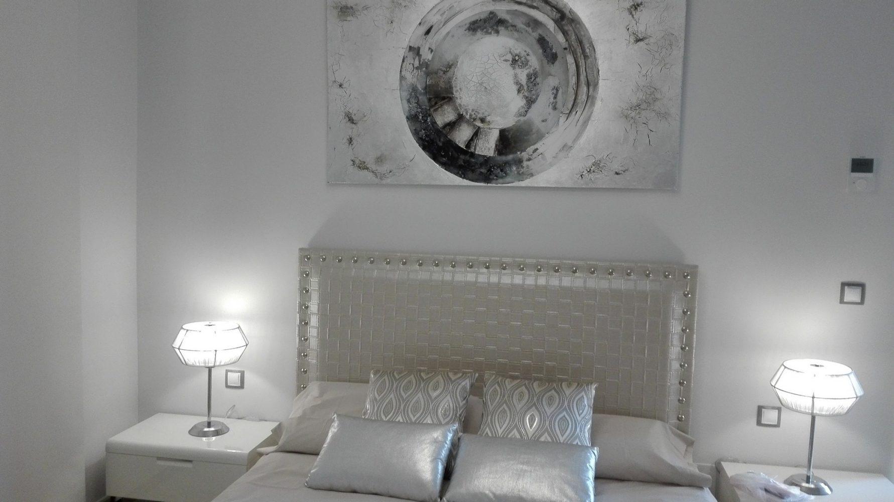 Mobles es Fabricant, dormitorio color blanco